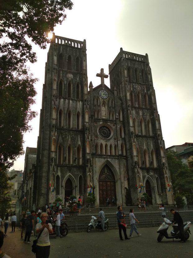 Hanoi Katedrala