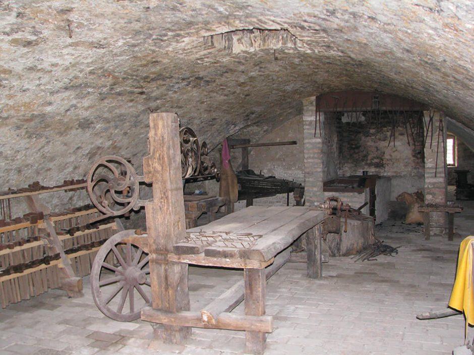 Kovačnica, Izvor: Arhiva TZG Slavonskog Broda